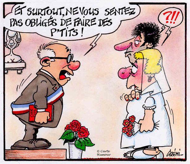 Humour - Texte felicitation mariage humour ...